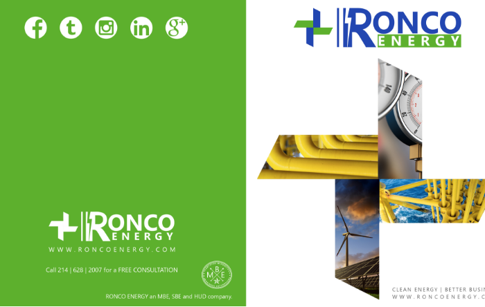 Ronco Energy Brochure