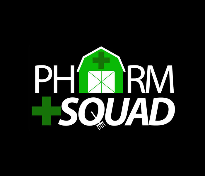 Pharm Squad White