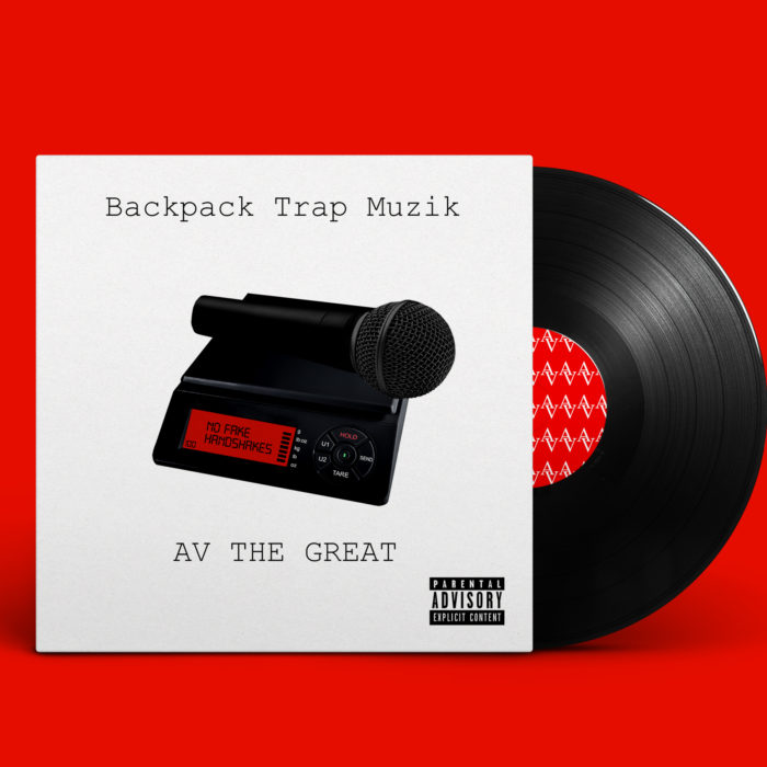 Backpack Trap Muzik Promo